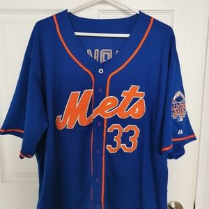 Mets Harvey All Star Game Jersey